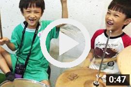 【雙人班】雙胞胎兄弟 同時學習更開心