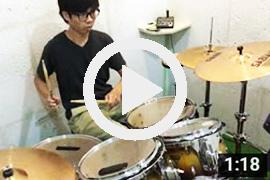 【單人班】學生爵士鼓課程練習