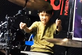 【單人班】西洋流行歌 爵士鼓課